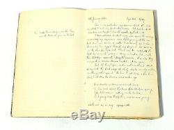 1940-1944 WWII Royal Signals Diary Journal Yorkshire Imphal Japanese #H2