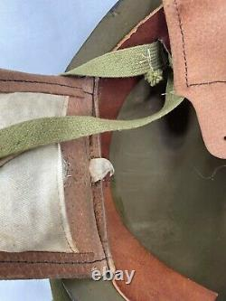 1940's WW2 WWII Japanese Imperial Special Navy Landing Forces Combat Helmet