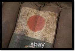 1943 WW2 Japanese Imperial Pilot Vest Lifejacket Kamikaze withName, painted f l a+