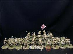 28mm DPS Painted WW2 Bolt Action Imperial Japanese infantry, Warlord Games 3029