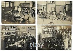 4 Photo Albums Imperial Japanese Army Military Japan Pre-WW II 500+ images
