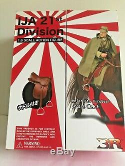 Action Figure 1/6th Scale, DiD figures, 3R, WW2 Imperial Japanese Army