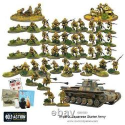 Banzai! Imperial Japanese Starter Army Bolt Action Warlord Games 25% off RRP