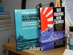 Br- Old Friends, New Enemies The Royal Navy and the Imperial Japanese, HBdj VG