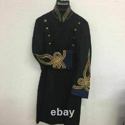 Former Imperial Japanese Army Court Uniform Ww2 Military Ceremony Suit As-is