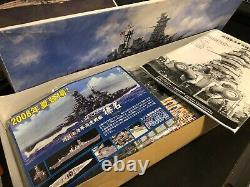 Fujimi Imperial Japanese Navy Battleship KONGO WW2 1350 Model Kit