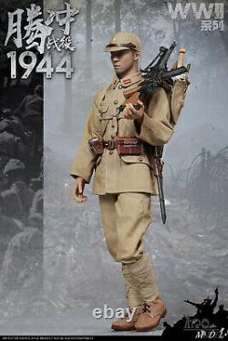 IQO Model 1/6 Scale 12 WWII Battle of Tengchong Imperial Japanese Soldier 91001