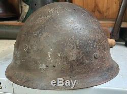 Imperial Japanese Naval helmet ww2