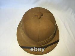 Japanese Army Tropical Hat World War 2 WW2 Imperial Japan Summer hat