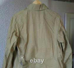 Japanese Imperial Army Enlisted Raincoat Type 3 (post 1943) WWII
