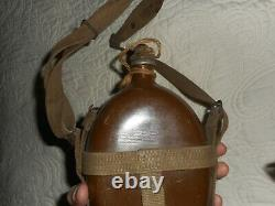 Japanese Imperial Army WW2 canteen NICE