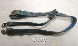 Japanese antique World War 2 WW2 Imperial Japan Army Officer belt EB