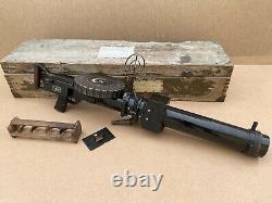 Katsura Seisakusho Original Imperial Japanese WWII 1941 Hythe Machine Gun Camera