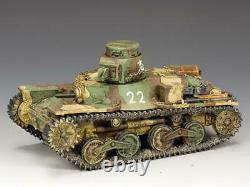 King & Country Jn041 Wwii Imperial Japanese Army Type 95 Ha-go Light Tank Mib
