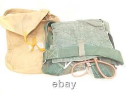 Original WW2 Japanese Imperial Navy Airforce Pilot Parachute Harness in1943 FS