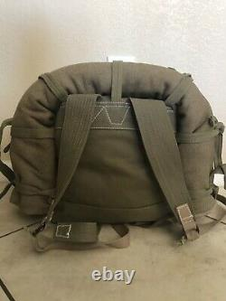 Original WW2 WWII Imperial Japanese Army Backpack Set