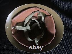 Original WW2 WWII Imperial Japanese Army Helmet