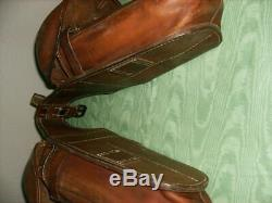 Original Ww2 Imperial Japanese Cavalry/motorcycle Saddle Bags