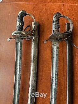 Pre WW2 Riding Sword Saber for NCOs and Soldiers (1868-1945)-Tsube Menuke