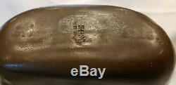 Rare Authentic Wwii Ww2 Imperial Japanese Em/nco's Model 1934 Canteen Fine +