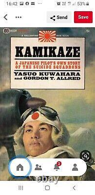 Rare Imperial Japanese Air force ww 2 Pilots Knife /kamikaze