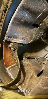 Rare Navy Ww2 Wwii Imperial Japanese Army Helmet Japan Collectible Antique
