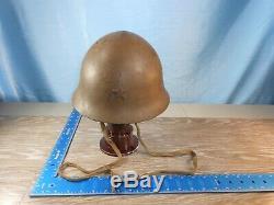 Rare Vintage Ww2 Ww11 Imperial Japanese Army T90 Helmet Japan 90c