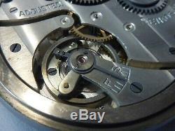 Rare WW 2 Imperial Japanese Navy Seikosha Type 97 Drift Sight Stopwatch