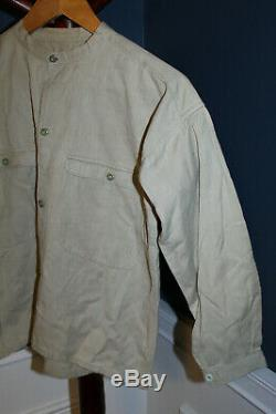 Rare WW2 Imperial Japanese Army Long Sleeve Uniform Shirt, Stamped