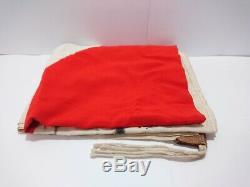 Vintage Japanese WW2 Imperial Japan Silk Flag /soldier's clot army