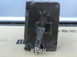 WW-2 1945 Imperial Japanese Army No. 19 type handheld generator military