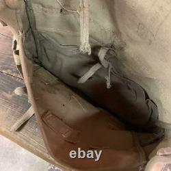 WW 2 Imperial Japanese military backpack sac type 99 and mess tin real 1941