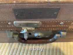 WW-2 Imperial Japanese military uniform cap medal case Free Shipping