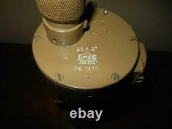 WW II Imperial Japanese Army 25x80 MONOCULAR SPOTTING SCOPE RARE