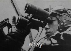 WW II Imperial Japanese Army / Navy TYPE 1 AIRCRAFT BINOCULARS 10x70 RARE