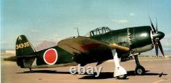 WW II Imperial Japanese Army TYPE 97 PRECISE ALTIMETER NICE Ki-61 Ki-44