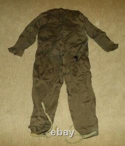 WW II Imperial Japanese Navy ELECTRIC HEATED FLIGHT SUIT OVERALL VERY RARE