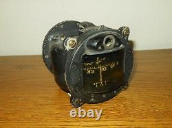 WW II Imperial Japanese Navy TYPE 0 MODEL 1 Kai 1 MAGNETIC COMPASS RARE