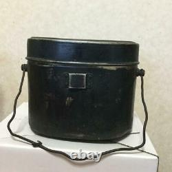 WW2 1941 Imperial Japanese Army Rice cooker Military Antique Free/Ship
