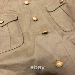 WW2 1943 Imperial Japanese Army students uniform military Free/Ship