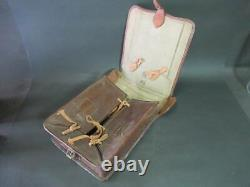 WW2 Former Imperial Japanese Army Map case Pouch for Officer without string