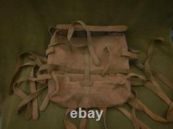 WW2 Former Imperial Japanese Army Type 99 Backpack SHOWA17(1942)