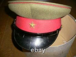 WW2 Former imperial Japanese Army Hat cap with Box