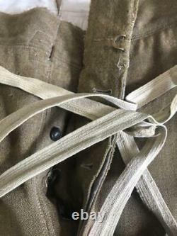 WW2 Former imperial Japanese Army Type 98 pants showa13(1938)