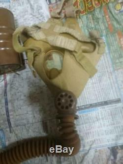 WW2 Gas Mask Imperial Japanese Army Oxygen mask Military Antique