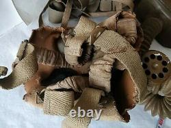 WW2 IMPERIAL JAPANESE ARMY SOLDIER and civilian Original Gas Mask -d0115