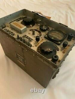 WW2 Imperial Japanese 94-6 Wireless Radio
