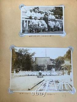 WW2 Imperial Japanese Army 104 photograph 1938 Military Antique Free/Ship