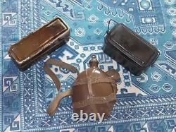 WW2 Imperial Japanese Army 2 mess tins 1 water bottle nigiriya Military Antique