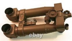 WW2 Imperial Japanese Army 8 x 6.2 degrees Trench Scope Binoculars